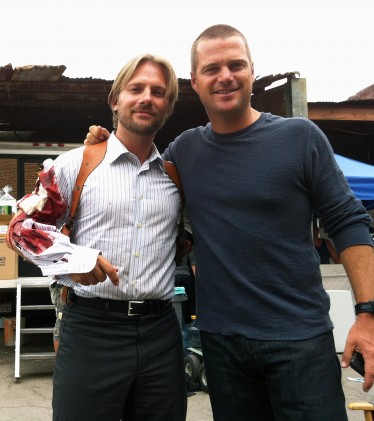 british actor craig robert young back in ncis los angeles