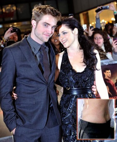 Kristen Stewart  Robert Pattinson 2011 on Robert Pattinson And Kristen Stewart
