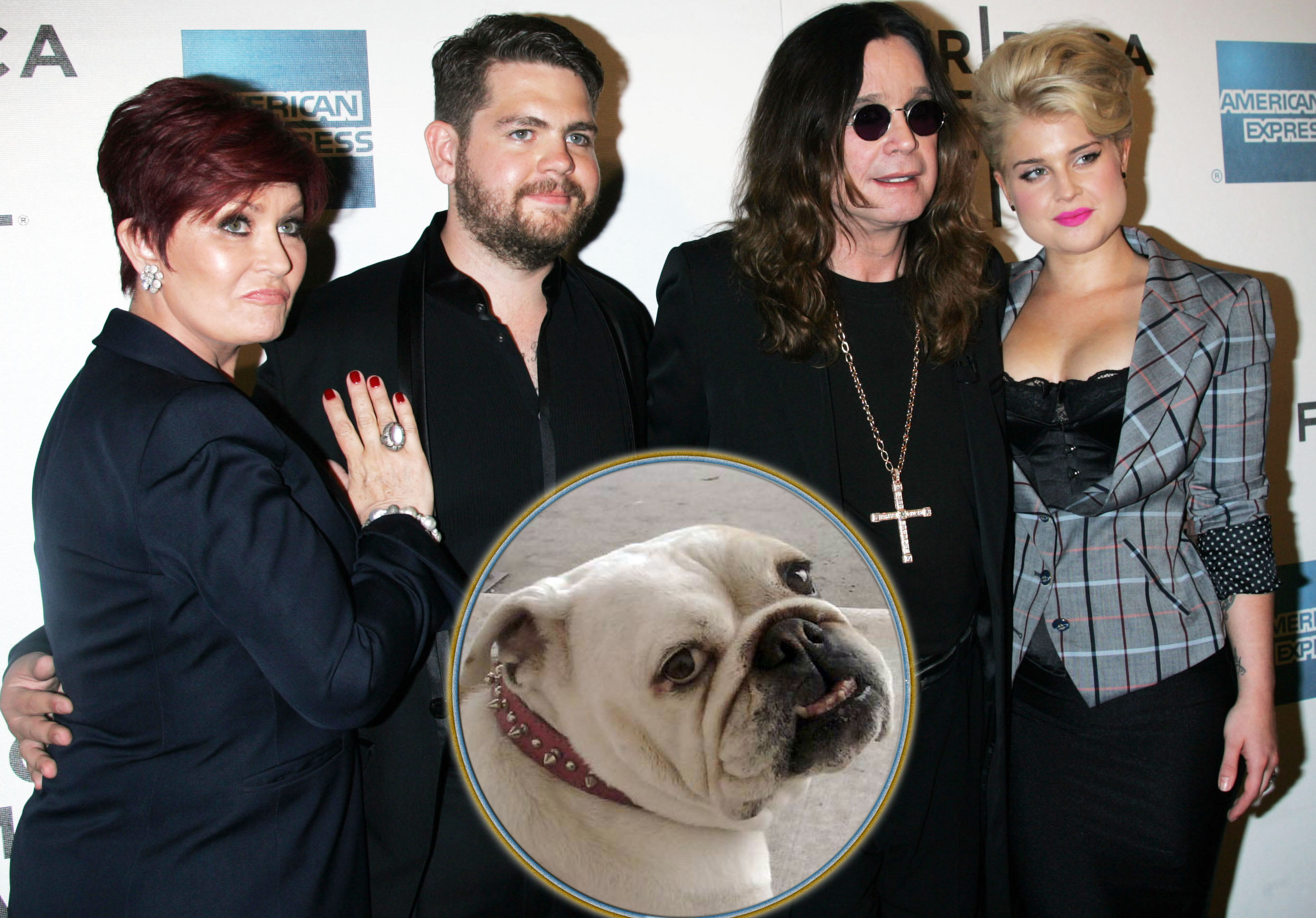 THE OSBOURNES and Lola